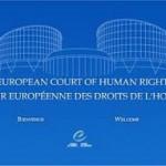 Се што ве интересира за постапката пред Европскиот суд  за човекови права