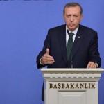 Ердоган замени речиси половина од Владата