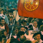 Протест за правата на затворениците од ЕТА