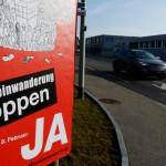 Швајцарците се за ограничување на доселувањето