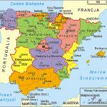 Регионализацијата на Шпанија и поделбите во општеството