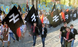 UKRAINE-HISTORY-NATIONALISTS