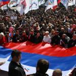 """Во Украина прогласена уште една """"Луганска Народна Република"""""""