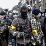 ШОКАНТНО ВИДЕО: Неонацизмот во Украина е на опасно ниво