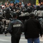 Затворска казна и две условни во протестите во Ѓорче Петров