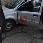 Оштетени 6 службени возила на УЈП во Битола