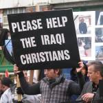 Iraq-Christian-protest