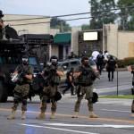 Русија: немирите во фергусон потврда за длабоките проблеми со човековите права во САД