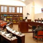 Нацрт-амандамните на уставот и ребалансот на буџетот в понеделник пред собраниските комисии
