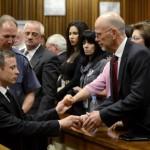 Писториус осуден на петгодишна затворска казна