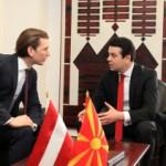Курц: Загриженост за случајот со Кежаровски, слободата на говор и судството