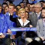 Хрватска ја доби првата Претседателка во историјата