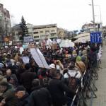 Недела на протести и штрајкови во Македонија