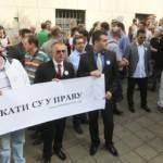 Адвокатите од Србија после 4 месеци штрајк се враќаат на работа – исполнети се сите барања