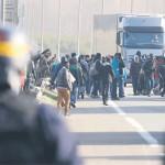 Во текот на вчерашниот ден издадени 587 потврди за барање азил