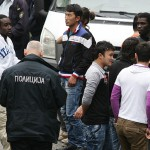 При полициска контрола на возила пронајдени 47 мигранти
