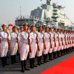 Кинескиот копнеж по воена моќ