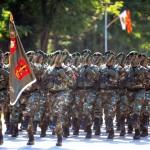 Македонија спроведува реформи во армијата