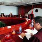 Хелсиншкиот комитет започнува со надгледување на работата на Уставниот суд
