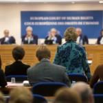 (Фото) Ѕирнете во внатрешностна на Европскиот суд за човекови права