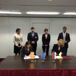 Договор за полициска соработка меѓу Македонија и Словенија