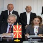 Парафиран новиот Колективен договор меѓу МВР и МПС