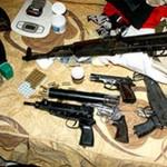 При претрес во куќа во Рашче пронајдени оружје, муниција и дрога