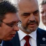 Прва посета на еден српски премиер на Албанија