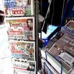 Турското новинарство се бори за здив