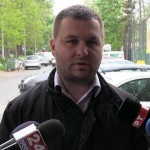 Полицијата му поднесе прекршочна пријава на Саша Богдановиќ