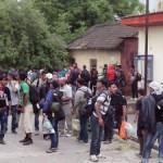 Полициска акција во Ваксинце