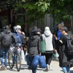 Во текот на вчерашниот ден издадени 1228 потврди за барање азил