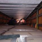 Откриени лица при илегален влез во Р.Македонија во товарен воз