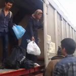 (Видео) Откриени мигранти во воз од Грција