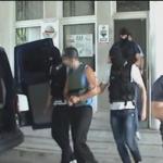 (ВИДЕО) Екстрадиран осомничен за двојното убиство во Охрид