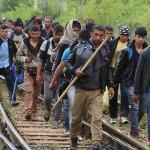 Вчера 3422 странски државјани, мигранти, ја минале македонската граница
