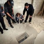(Фото) Тунелот по кој Ел Чапо избега од затвор