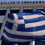 Крах на грчката берза