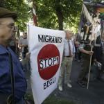 Рига: Протест поради одлуката за прифаќање на 776 мигранти