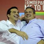 Сириза победи, Ципрас пак во коалиција со Каменос