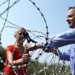 Уапсен унгарскиот опозиционер кој ја пресече жичаната ограда на границата со Србија