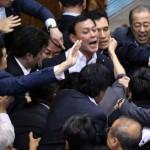 Јапонија дозволи учество на војската во воени акции во странство