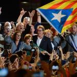 Партиите за независност на Каталонија победија на изборите
