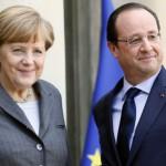 Оланд и Меркел се заложија за деескалација на тензиите меѓу Турција и Русија