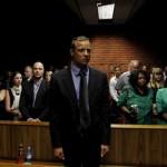 Пресудата на Писториус на Апелациски суд