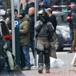 Белгиските власти спречиле париско сценарио во Брисел во неделата