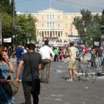 Експлозија во центарот на Атина