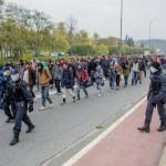 Словенија и Австрија ги затвораат границите