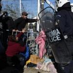 Ескалира состојбата во Гевгелија, настрада еден мигрант