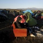 Грција го затвори преминот на границата со Македонија